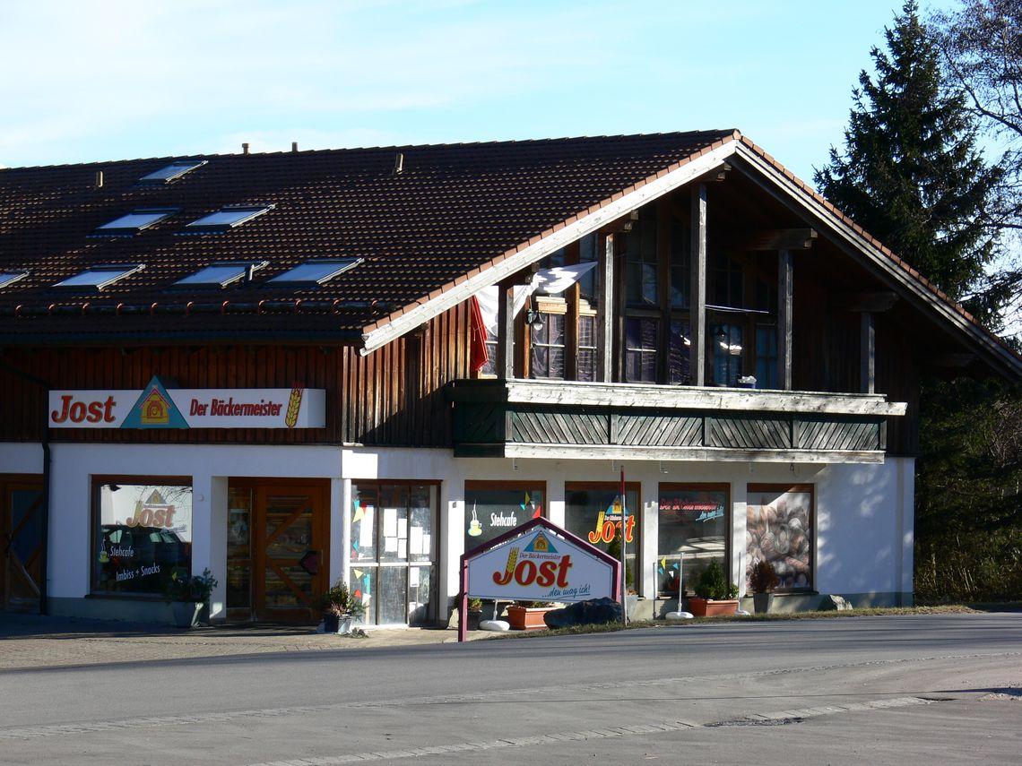 Bäckerei Jost  - © Gabriele Postner , Kur- und Tourismusbüro