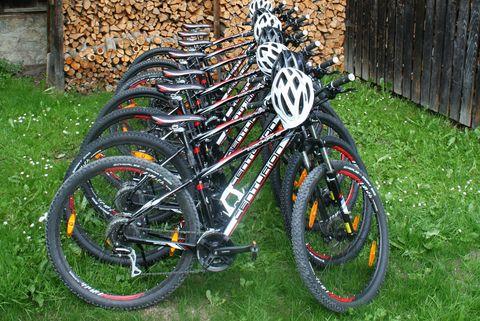 Fahrräder zum Ausleihen  , Kur- und Tourismusbüro Oy-Mittelberg