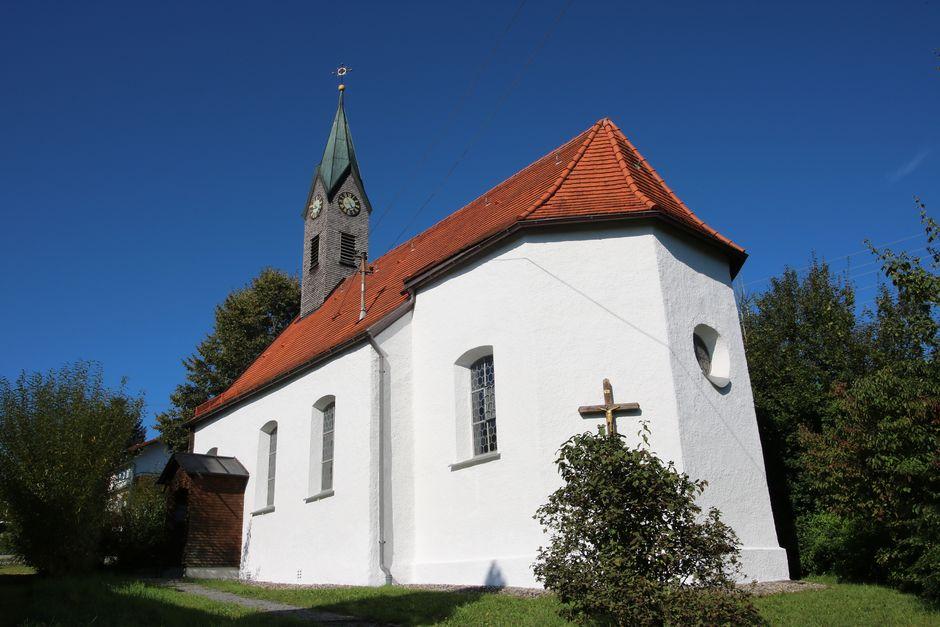 St. Magnus Kapelle Oberzollhaus  - © Gabriele Postner , Kur- und Tourismusbüro Oy-Mittelberg
