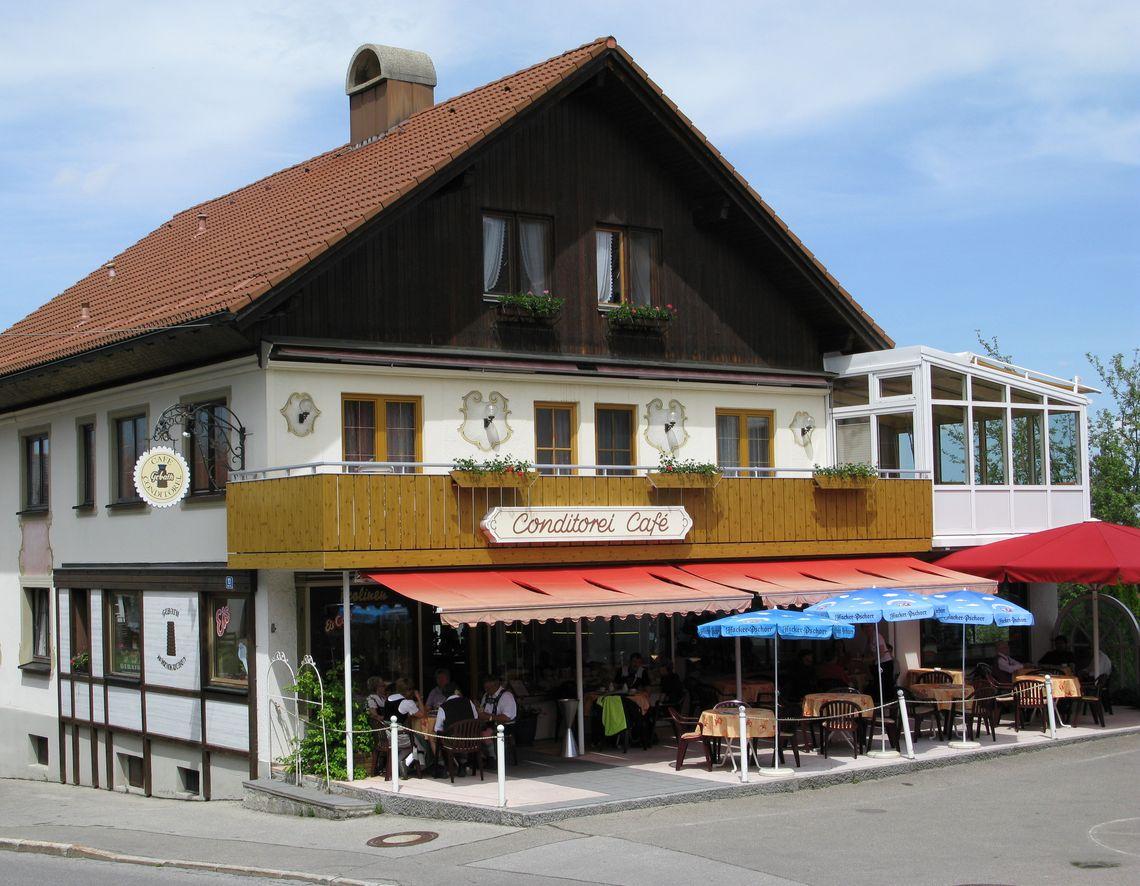 Café Konditorei Gebath   , Kur- und Tourismusbüro Oy-Mittelberg