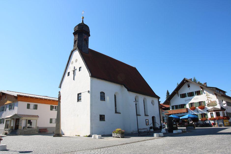St. Anna Kapelle Oy  - © Gabriele Postner , Kur- und Tourismusbüro Oy-Mittelberg