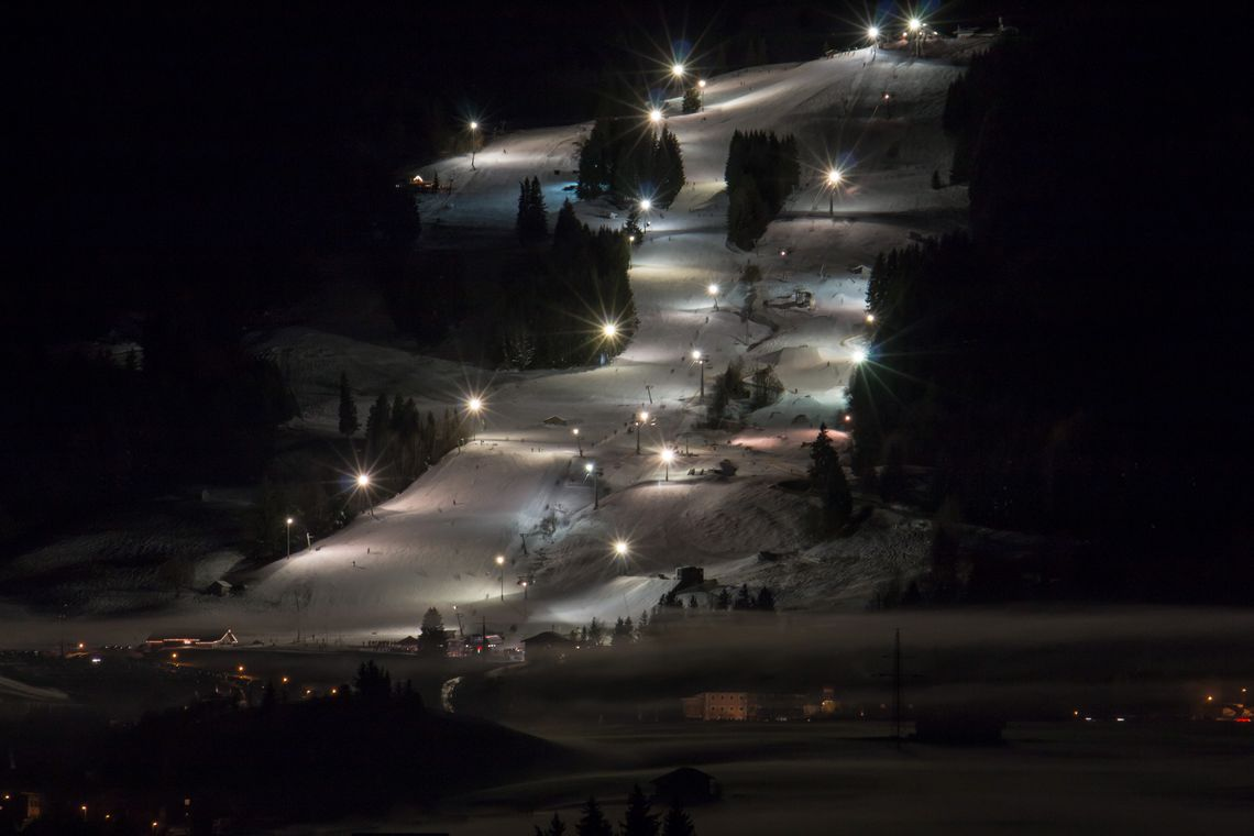 Alpspitzbahn Nachtskifahren   , Kur- und Tourismusbüro Oy-Mittelberg