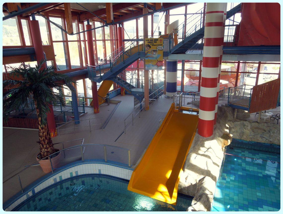 Wonnemar Erlebnisbad  - © InterSPA Gesellschaft für Betrieb Wonnemar Sonthofen mbH , Kur- und Tourismusbüro Oy-Mittelberg