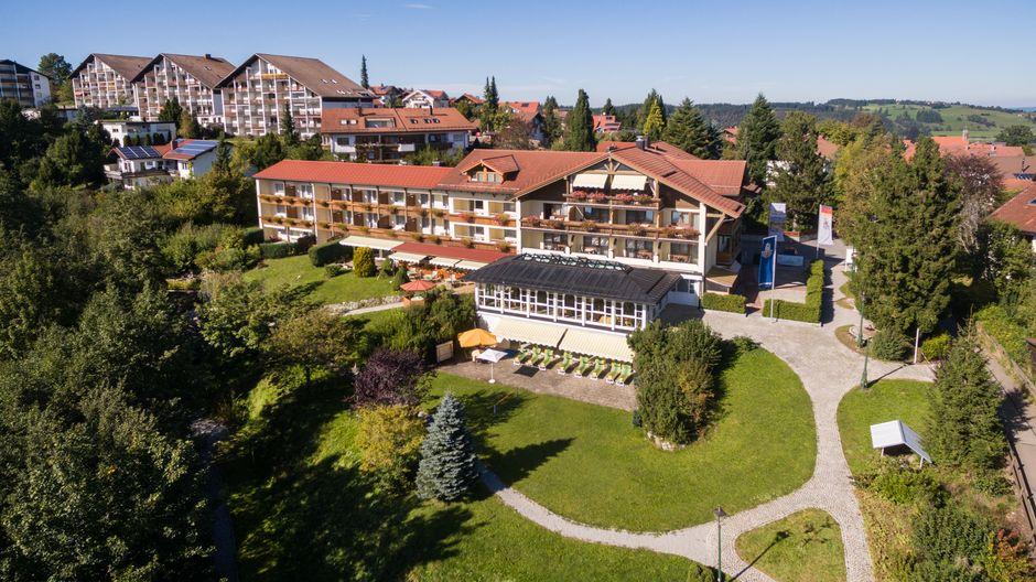 Parkhotel Tannenhof  , Kur- und Tourismusbüro Oy-Mittelberg