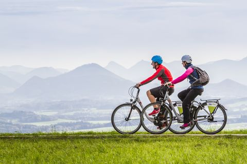 Movelo Fahrräder  - © movelo GmbH , Kur- und Tourismusbüro Oy-Mittelberg