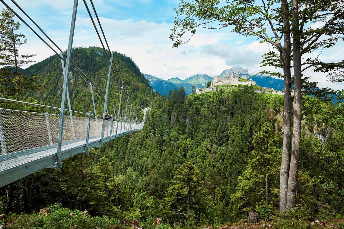 Burgenwelt Ehrenberg  - © Burgenwelt Ehrenberg, Huber-Fotografie , Kur- und Tourismusbüro Oy-Mittelberg