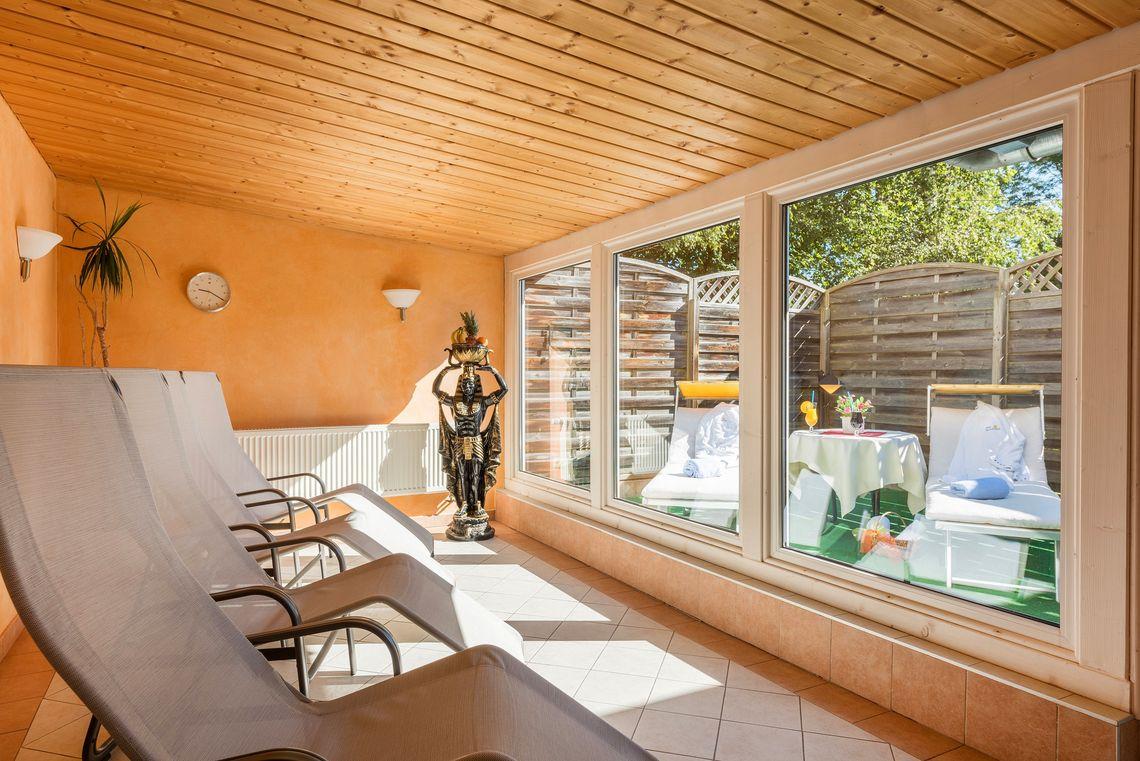 Sonnenhang_Ruheraum  - © Hotel Am Sonnenhang , Kur- und Tourismusbüro Oy-Mittelberg