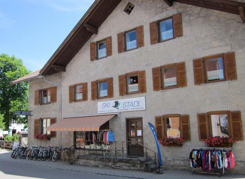 Ski Stadl Wertach  , Kur- und Tourismusbüro Oy-Mittelberg