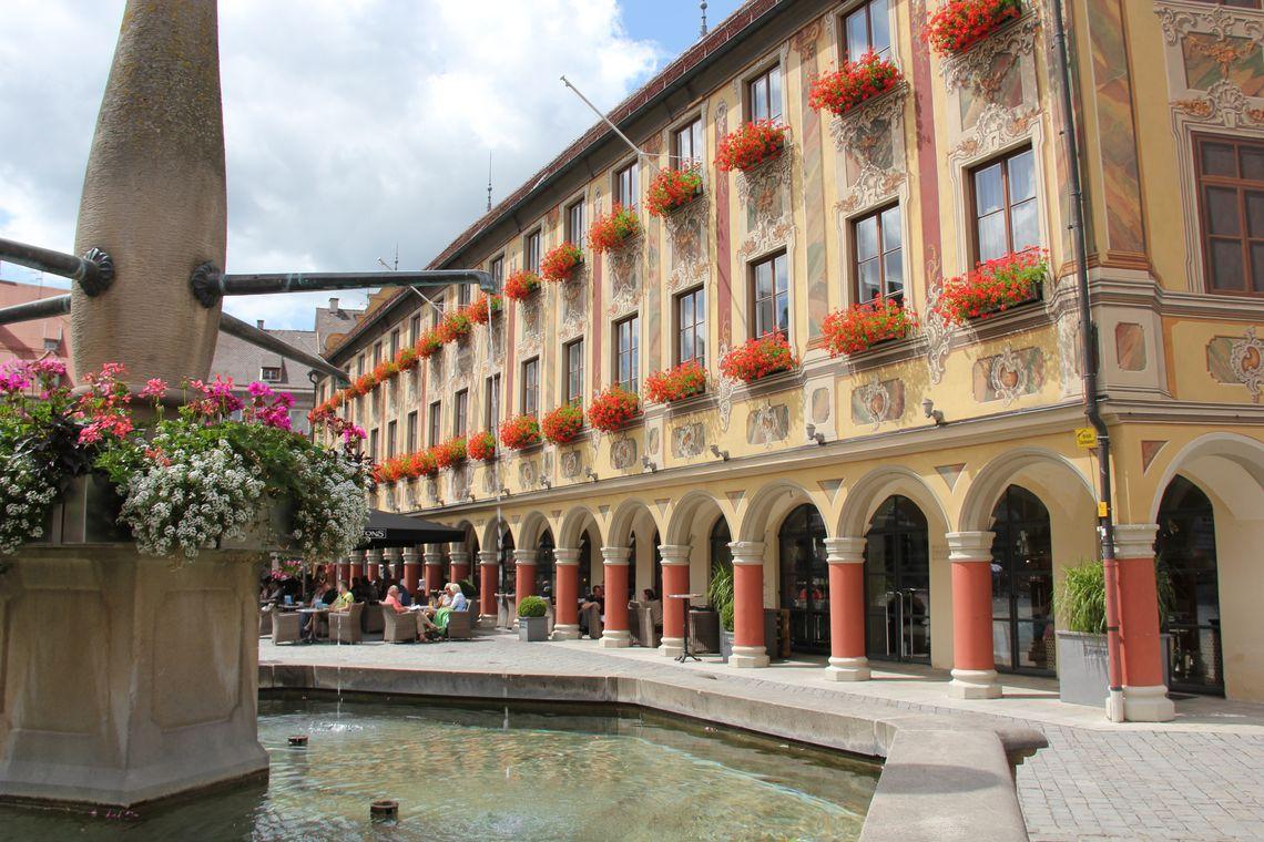 Steuerhaus  - © Stadt Memmingen , Kur- und Tourismusbüro Oy-Mittelberg