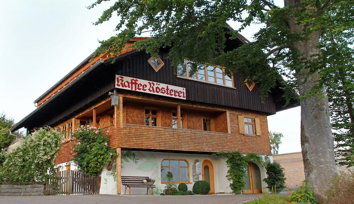 Kaffeerösterei Bühler  , Kur- und Tourismusbüro Oy-Mittelberg