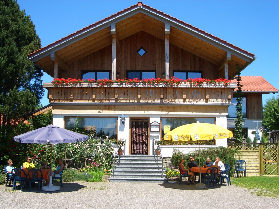 Café Elster in Oberzollhaus  , Kur- und Tourismusbüro Oy-Mittelberg