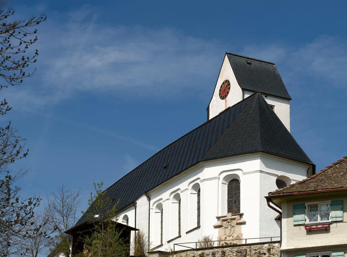 Pfarrkirche St. Michael in Mittelberg  - © Kees van Surksum , Kur- und Tourismusbüro Oy-Mittelberg