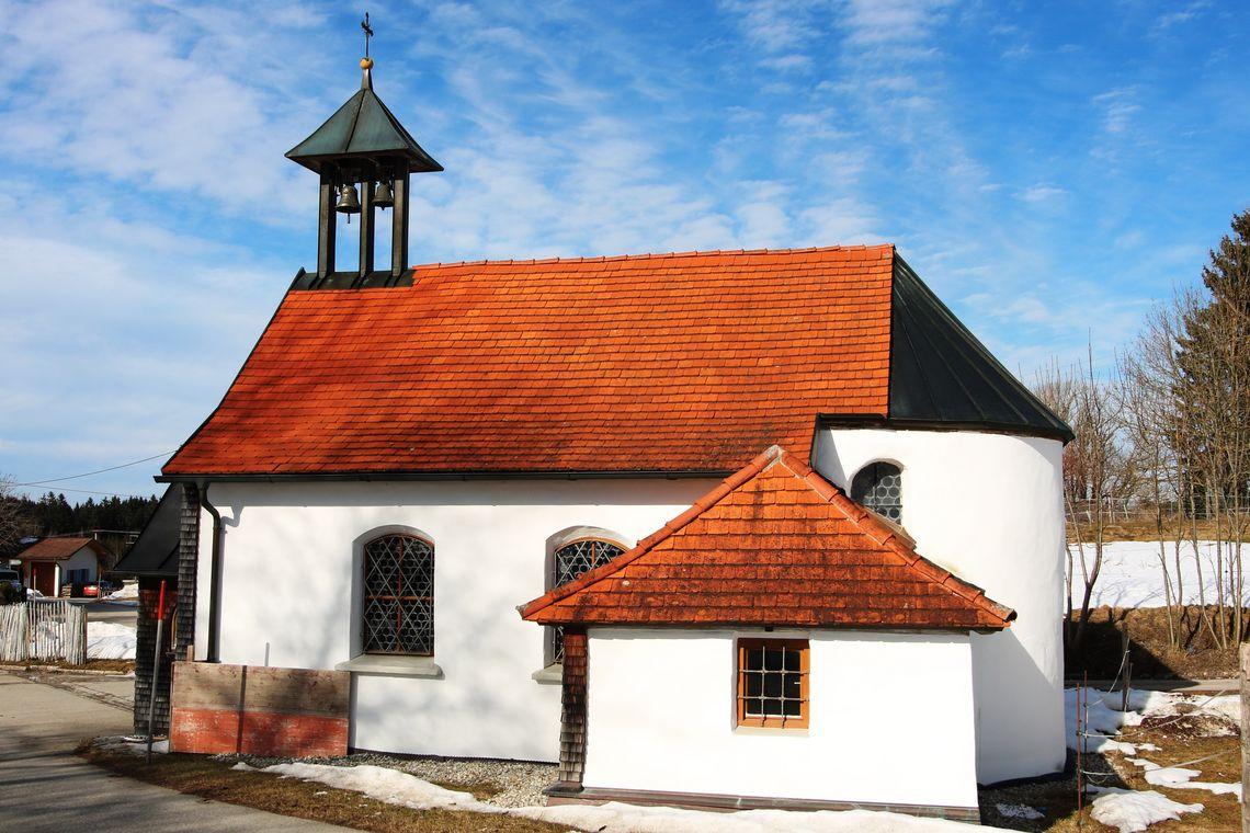 Kapelle in Stich  - © Gabriele Postner , Kur- und Tourismusbüro Oy-Mittelberg