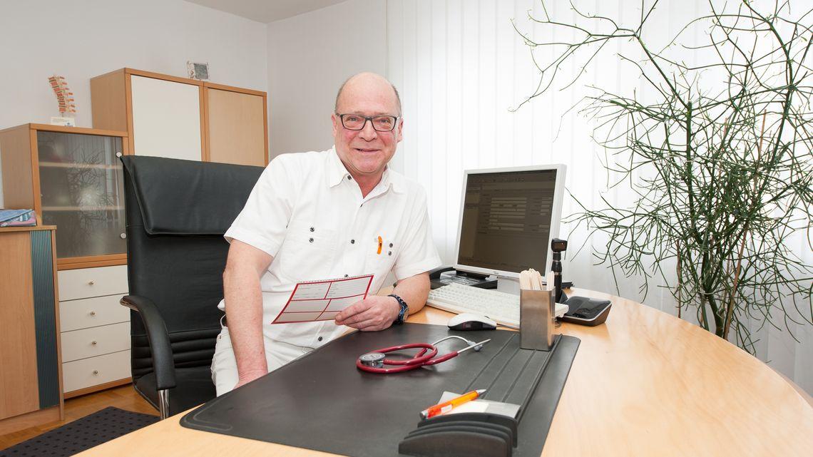 Dr. Scheuringer  , Kur- und Tourismusbüro Oy-Mittelberg