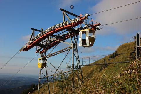 Hochgratbahn Oberstaufen  , Kur- und Tourismusbüro Oy-Mittelberg