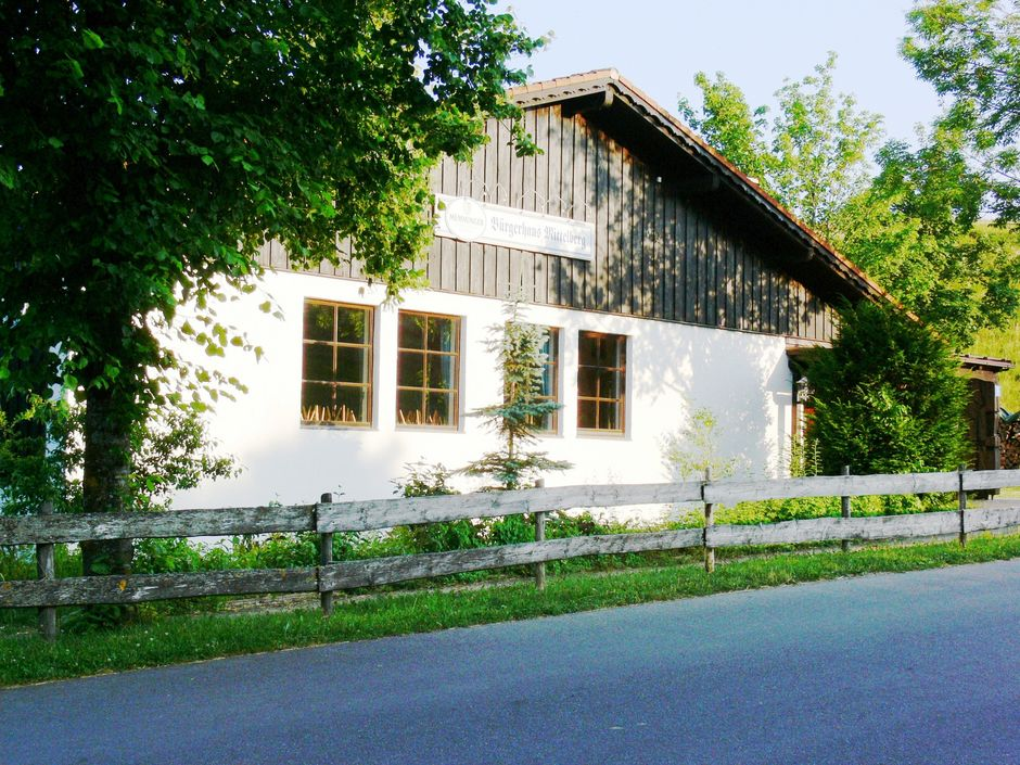Bürgerhaus Mittelberg  - © Gabriele Postner , Gemeinde Oy-Mittelberg
