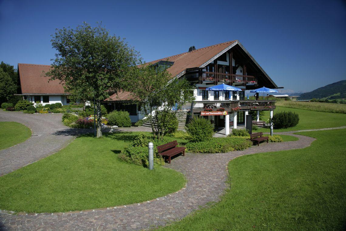 Kurhaus Oy  - © EHME Mediendesign , Kur- und Tourismusbüro Oy-Mittelberg
