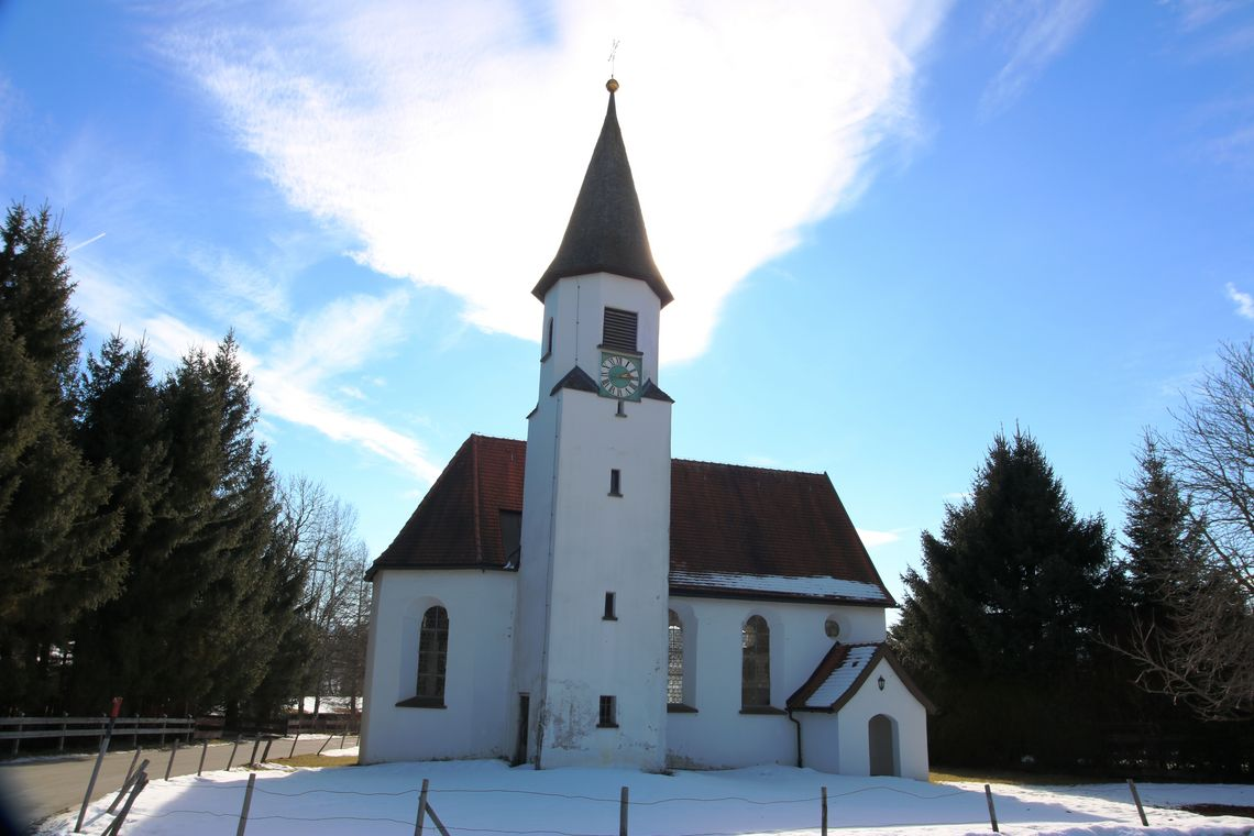 Kapelle Bachtel Winter   - © Gabriele Postner , Kur- und Tourismusbüro Oy-Mittelberg