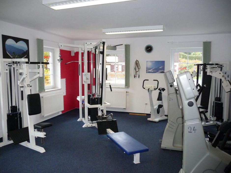 Fitnessraum  , Kur- und Tourismusbüro Oy-Mittelberg