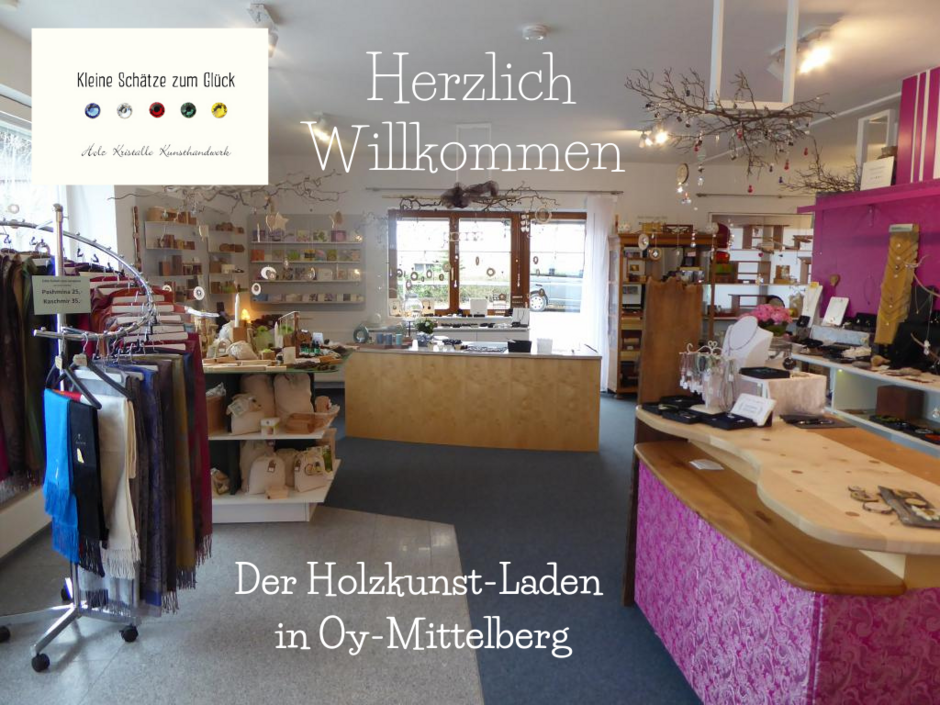 Kleine Schätze zum Glück  - © Christina Frommknecht , Kur- und Tourismusbüro Oy-Mittelberg
