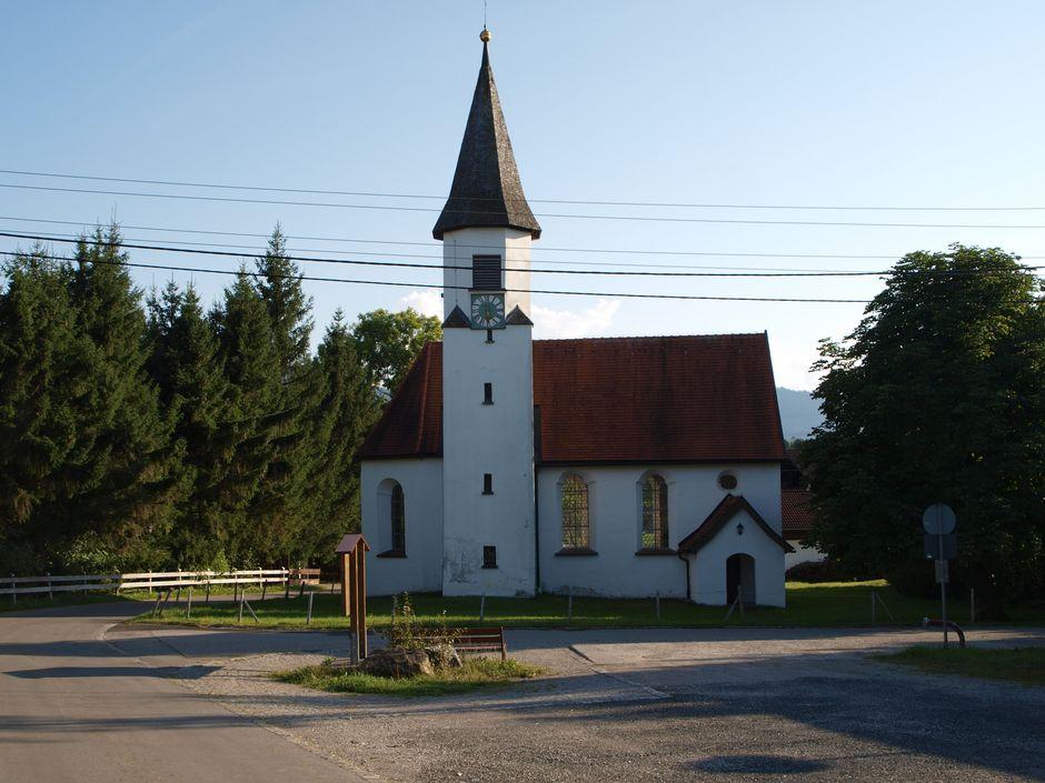 Heilige drei Könige Kapelle in Bachtel  - © Karl Gast , Kur- und Tourismusbüro Oy-Mittelberg
