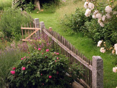 Blick in den Garten  - © Katharina Liebenstein , Kur- und Tourismusbüro Oy-Mittelberg