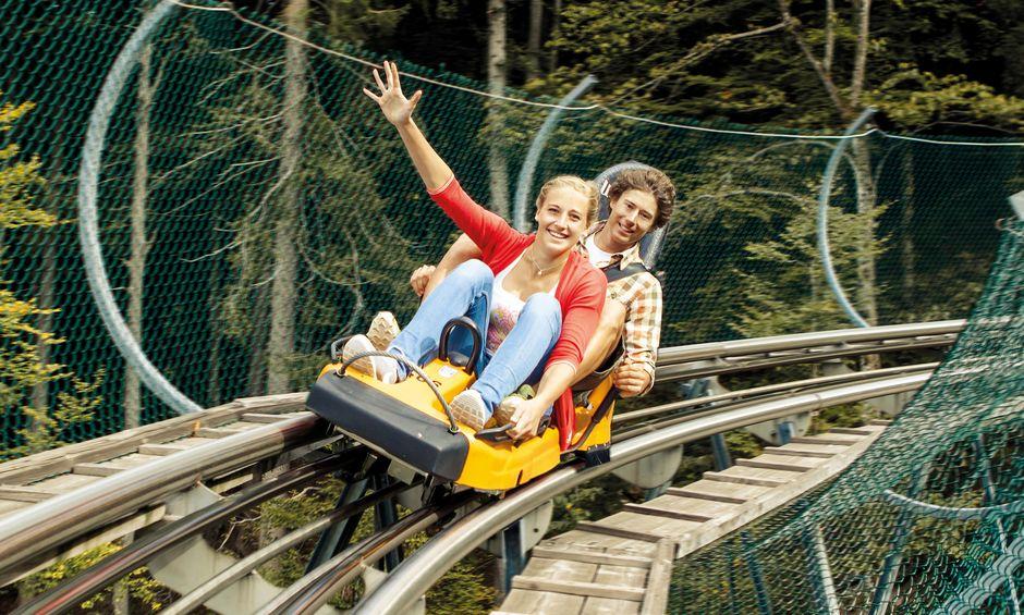 Alpsee Coaster in der Alpsee Bergwelt  - © Alpsee Bergwelt , Kur- und Tourismusbüro Oy-Mittelberg