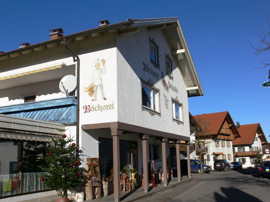 Bäckerei Schuster  - © Gabriele Postner , Kur- und Tourismusbüro