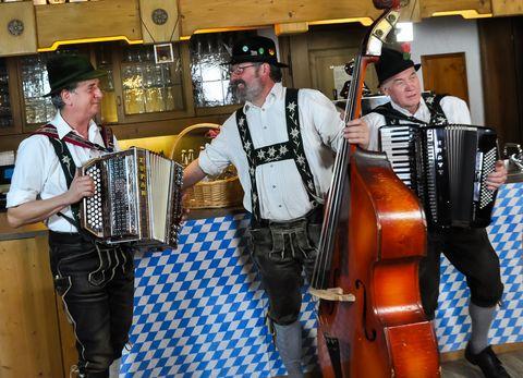 Musikanten Gasthof Rose  - © Hotel Gasthof Rose / Alfred Endres , Kur- und Tourismusbüro Oy-Mittelberg