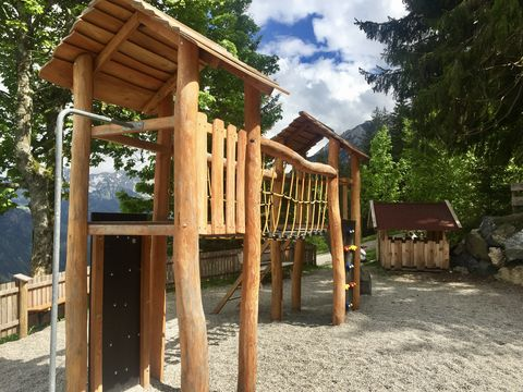 Spielplatz an der Hornbahn Hindelang  - © Hornbahn Hindelang , Kur- und Tourismusbüro Oy-Mittelberg