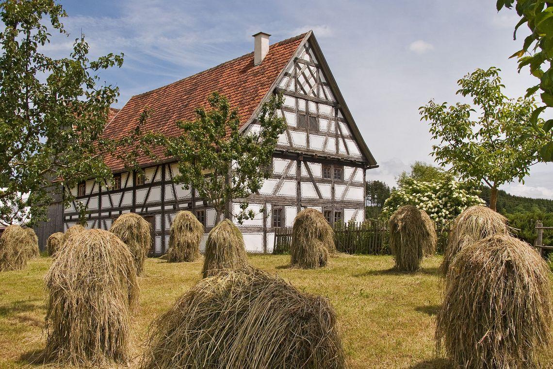 Bauernhaus Messhofen  - © Tanja Kutter/Bauernhofmuseum , Kur- und Tourismusbüro Oy-Mittelberg