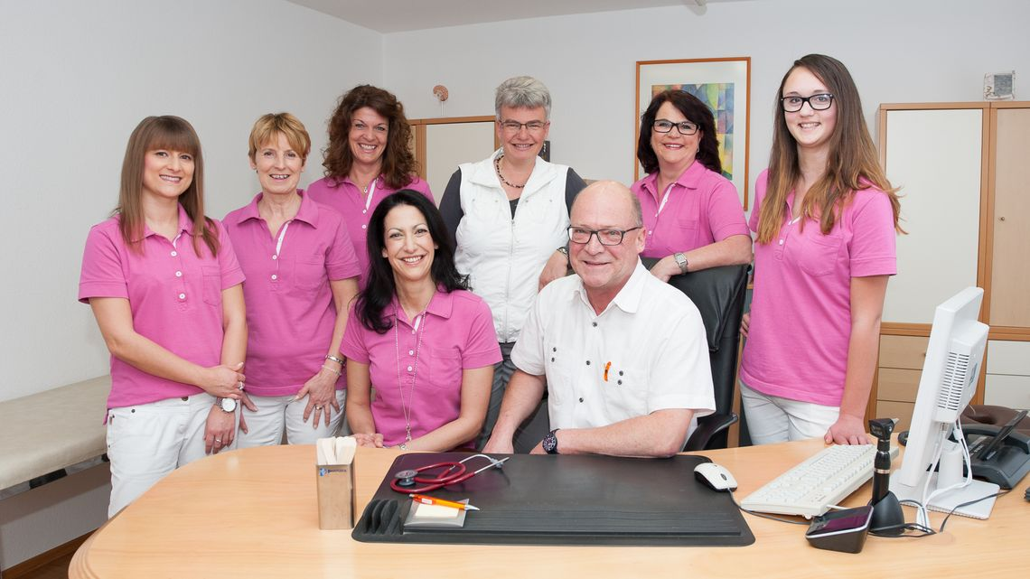 Praxisteam Dr. Scheuringer  , Kur- und Tourismusbüro Oy-Mittelberg