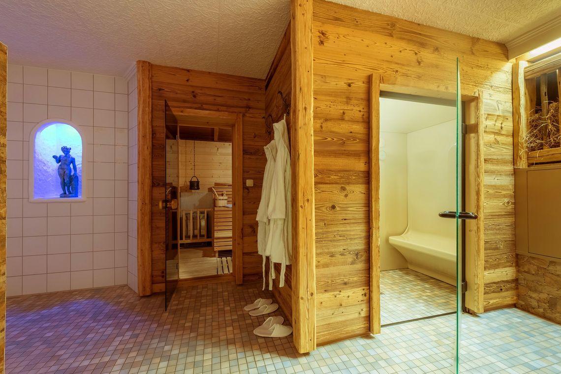 Tannenhof_Sauna  - © Parkhotel Tannenhof , Kur- und Tourismusbüro Oy-Mittelberg