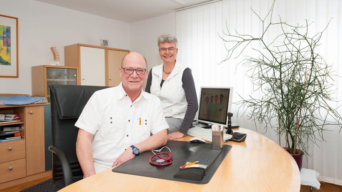 Ärzteteam Dr. Scheuringer  , Kur- und Tourismusbüro Oy-Mittelberg